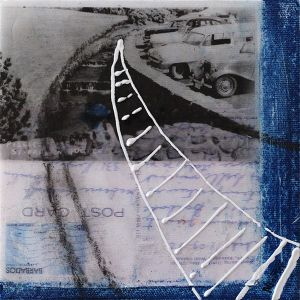 Je me souviens de vous XXV | 15 x 15 cm | Techniques mixtes sur toile