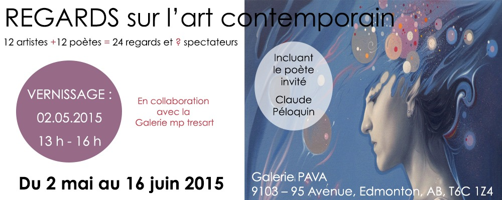 REGARDS SUR L'ART CONTEMPORAIN | GALERIE MP TRESART | GALERIE PAVA