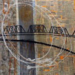 45° 29′ 26″ N 73° 31′ 57″ W (Victoria) | 91 x 91 cm | Techniques mixtes sur toile